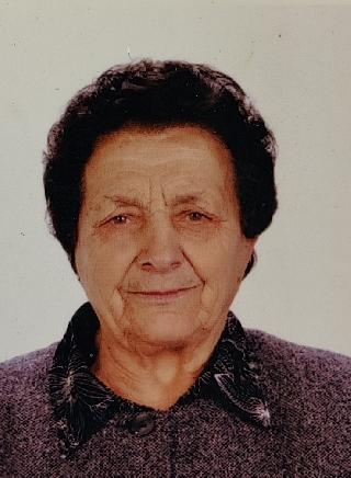 foto necrologio di PALADINO MARIA