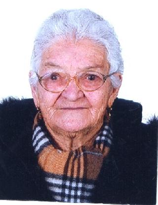 foto necrologio di Curci Antonietta