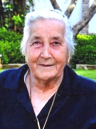 foto necrologio di Durante Antonietta