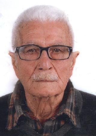 foto necrologio di D\'ONZA BIAGIO