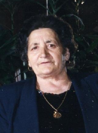 foto necrologio di PALADINO MICHELINA