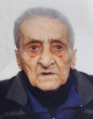 foto necrologio di CAPUTO UMBERTO