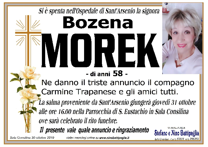foto manifesto MOREK BOZENA