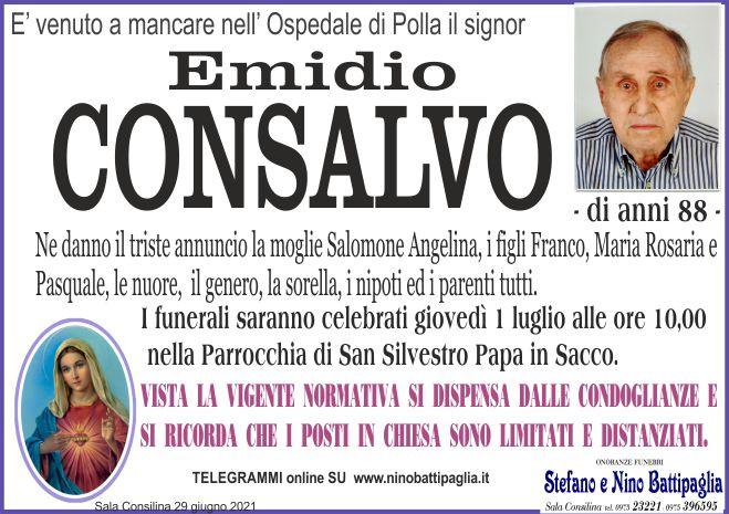 foto manifesto CONSALVO EMIDIO