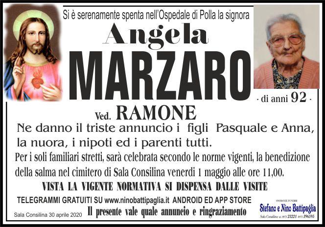 foto manifesto MARZARO ANGELA