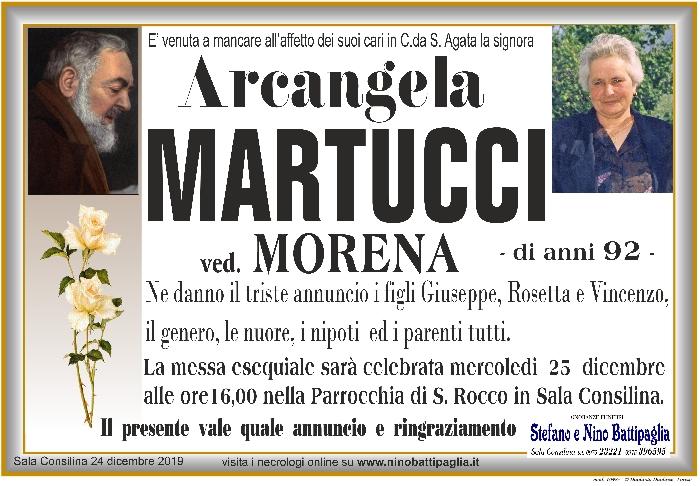 foto manifesto Martucci Arcangela