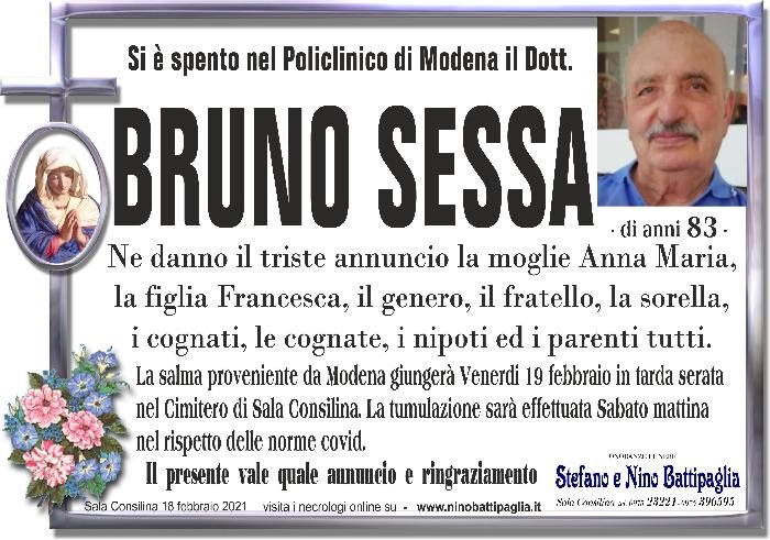 foto manifesto SESSA BRUNO