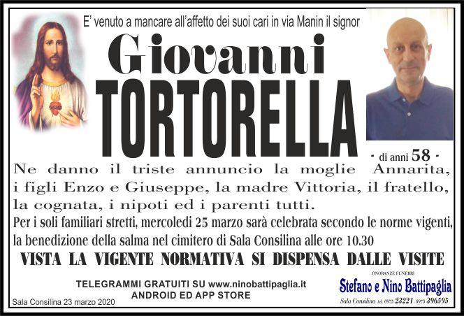 foto manifesto TORTORELLA GIOVANNI