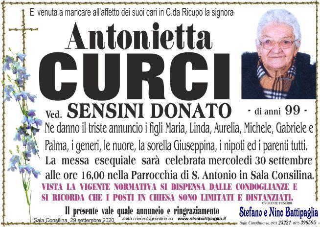 foto manifesto CURCI ANTONIETTA