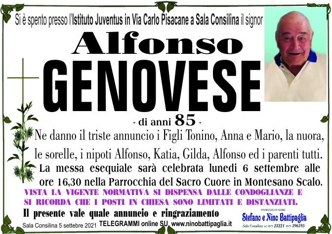 foto manifesto GENOVESE ALFONSO