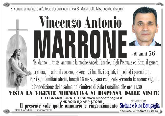 foto manifesto MARRONE VINCENZO ANTONIO
