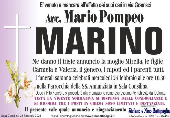 foto manifesto Avv. Marino Mario Pompeo