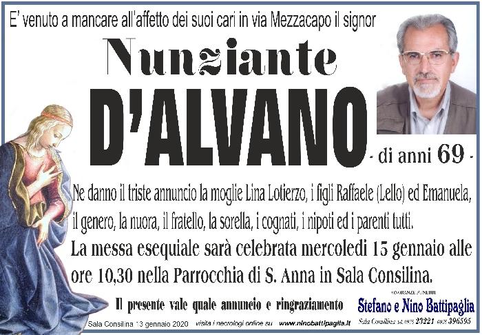 foto manifesto D\'Alvano Nunziante