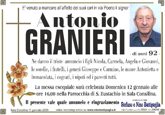 foto manifesto Granieri Antonio