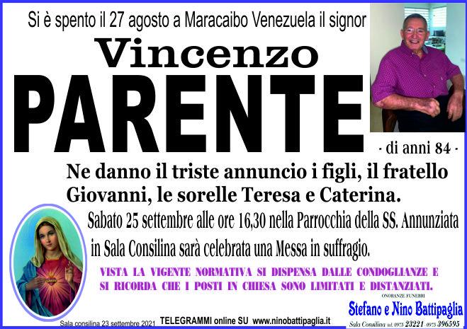 foto manifesto PARENTE VINCENZO